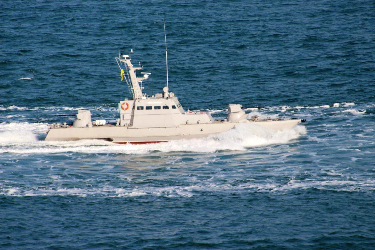 У МЗС запропонувалиоцінити можливості посилення співпраці військово-морських сил країн-членів НАТО та України в басейні Чорного моря / фото armyinform