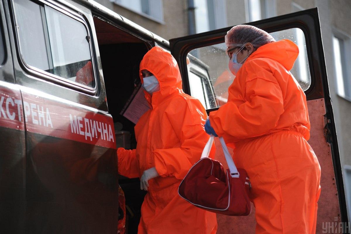 У Миколаєві на COVID-19 хворіє частина лікарів, тому пацієнти не можуть отримати необхідну допомогу / фото УНІАН