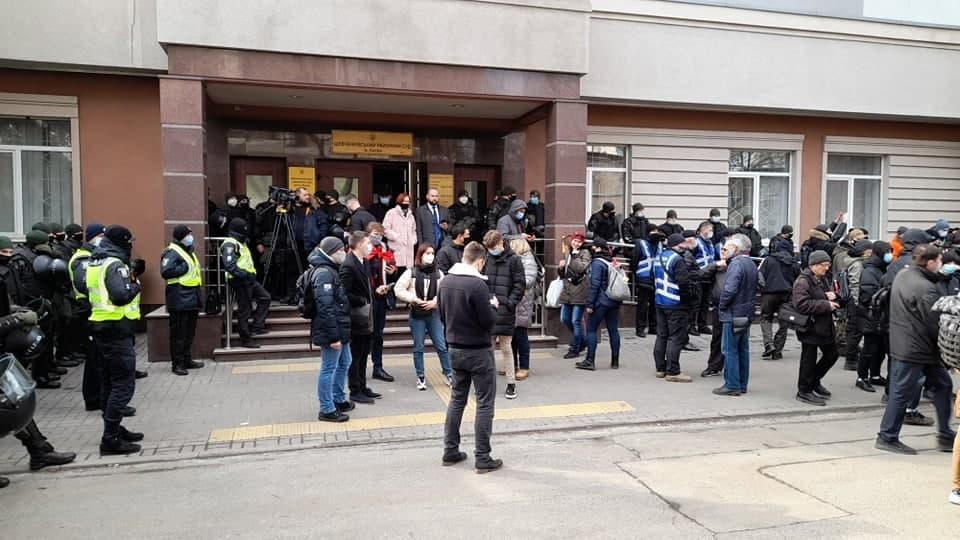 Из-за вспышки COVID-19 среди нацгвардейцев доставить Антоненко из СИЗО сегодня не смогли/ фото УНИАН, Дмитрий Хилюк