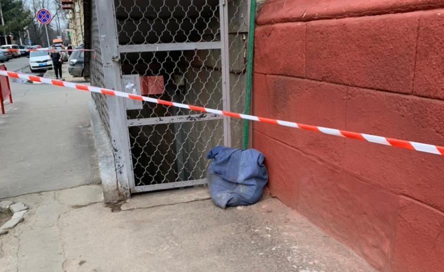 В Одесі знайшли тіло жінки в мішку / фото od.npu.gov.ua