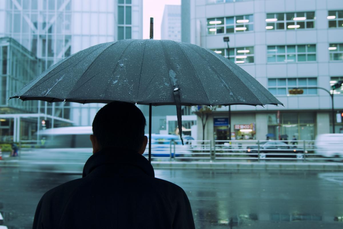 Синоптик анонсировала дожди в Украине / Фото ua.depositphotos.com