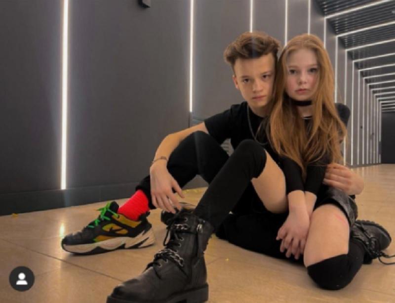 Милана Маханец и Паша Пай/ Скриншот
