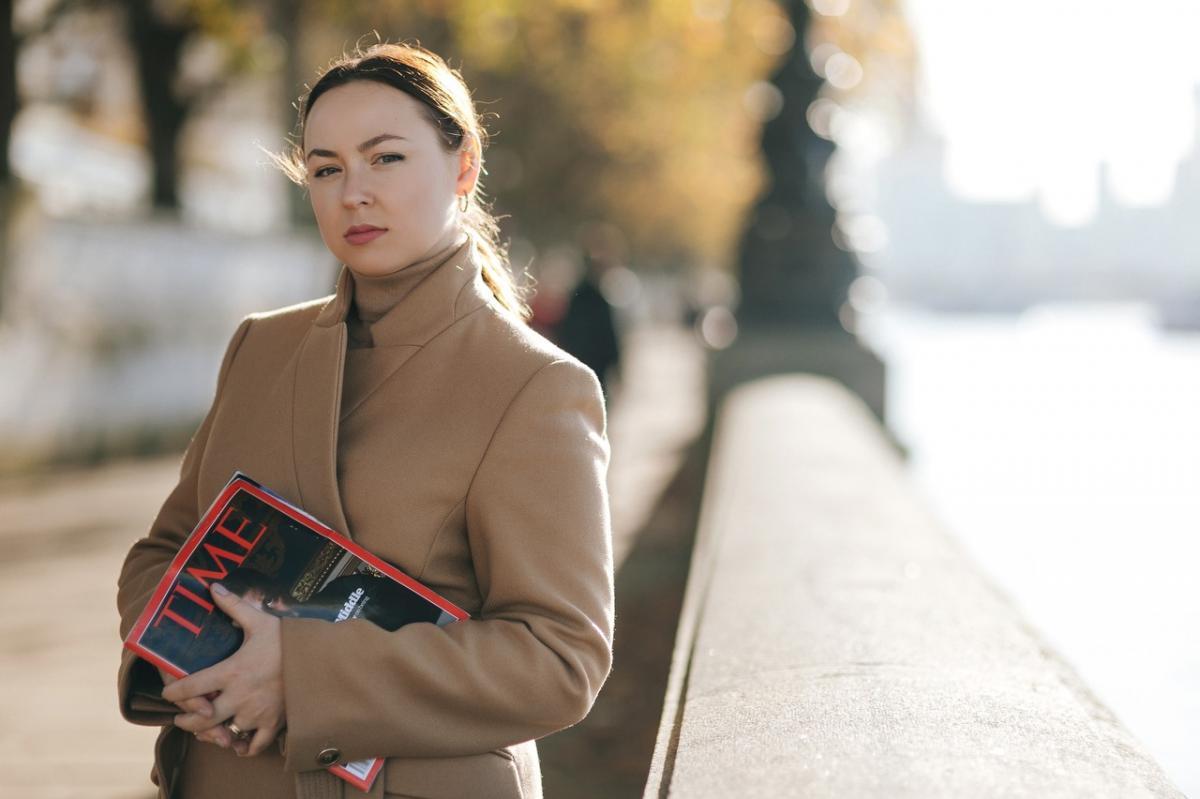 Валентина Аксьонова / фото з особистого архіву Валентини Аксьонової