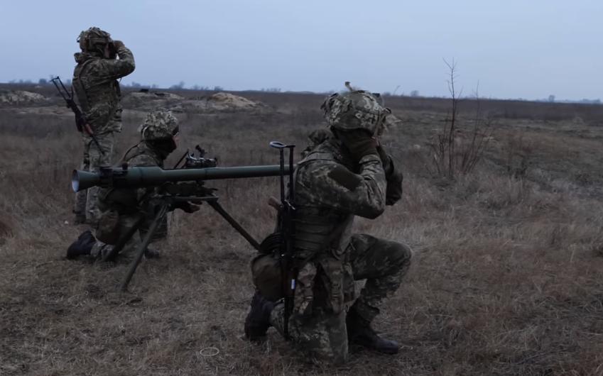 Тренировка десантников / скриншот