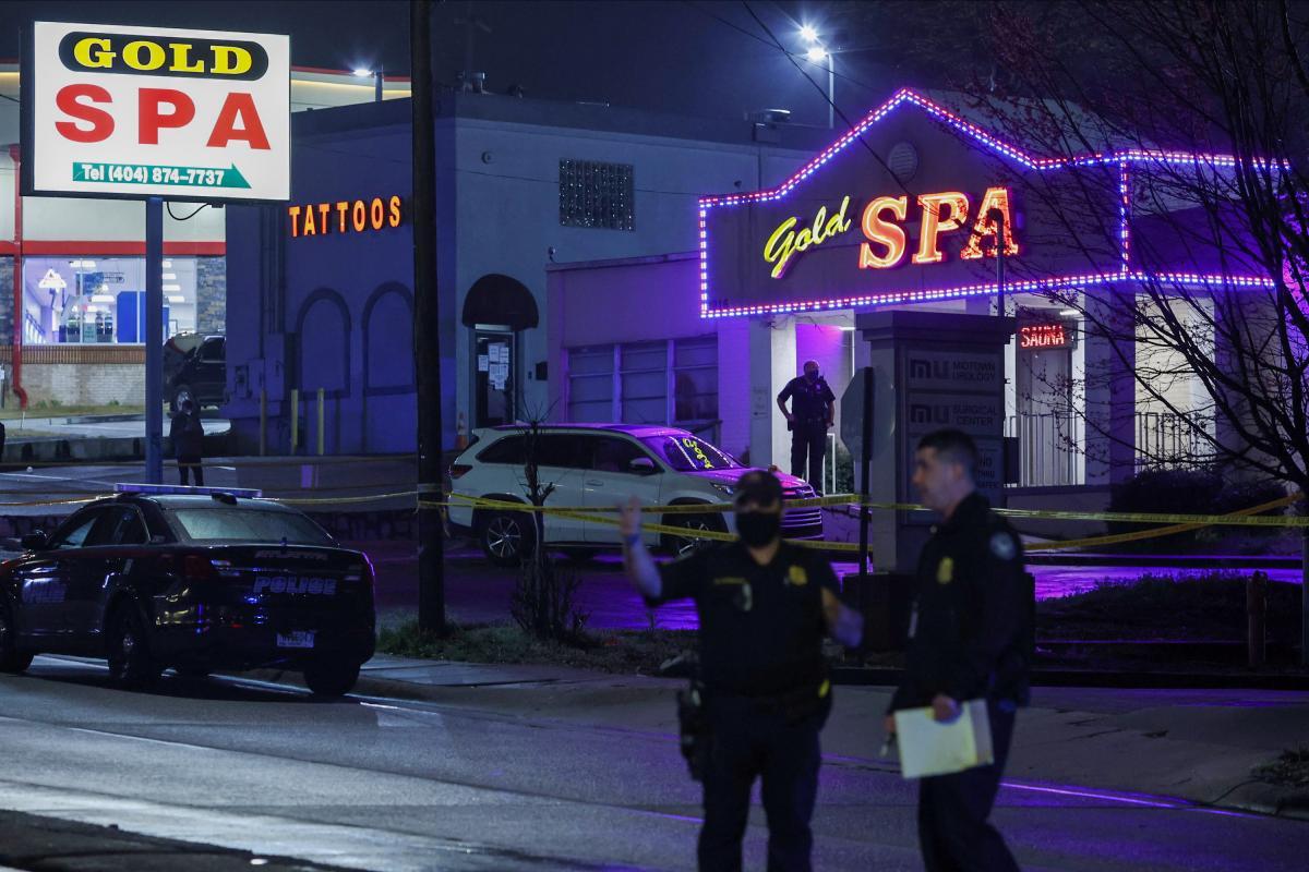 В Атланті чоловік застрелив вісім людей у трьох спа-салонах / фото REUTERS