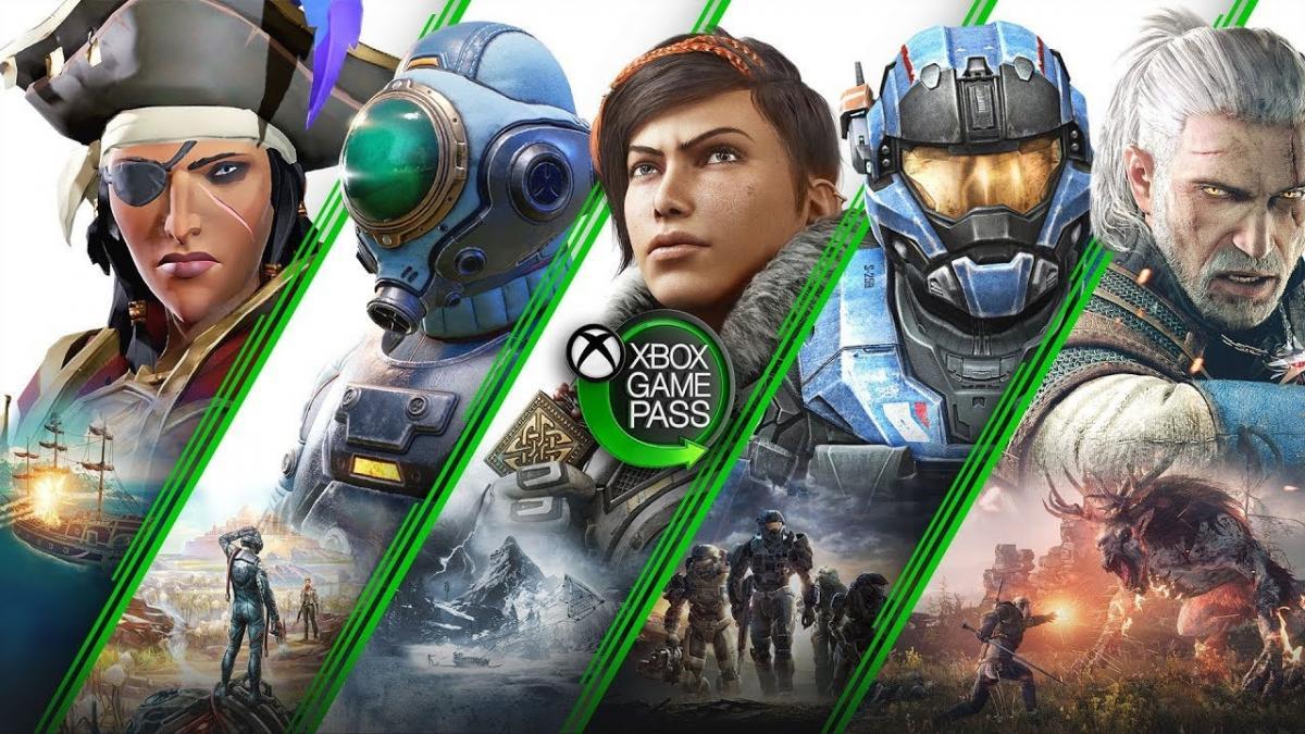 Game Pass дает доступ к сотням игр – отличный вариант для активных геймеров /фото eurogamer.it