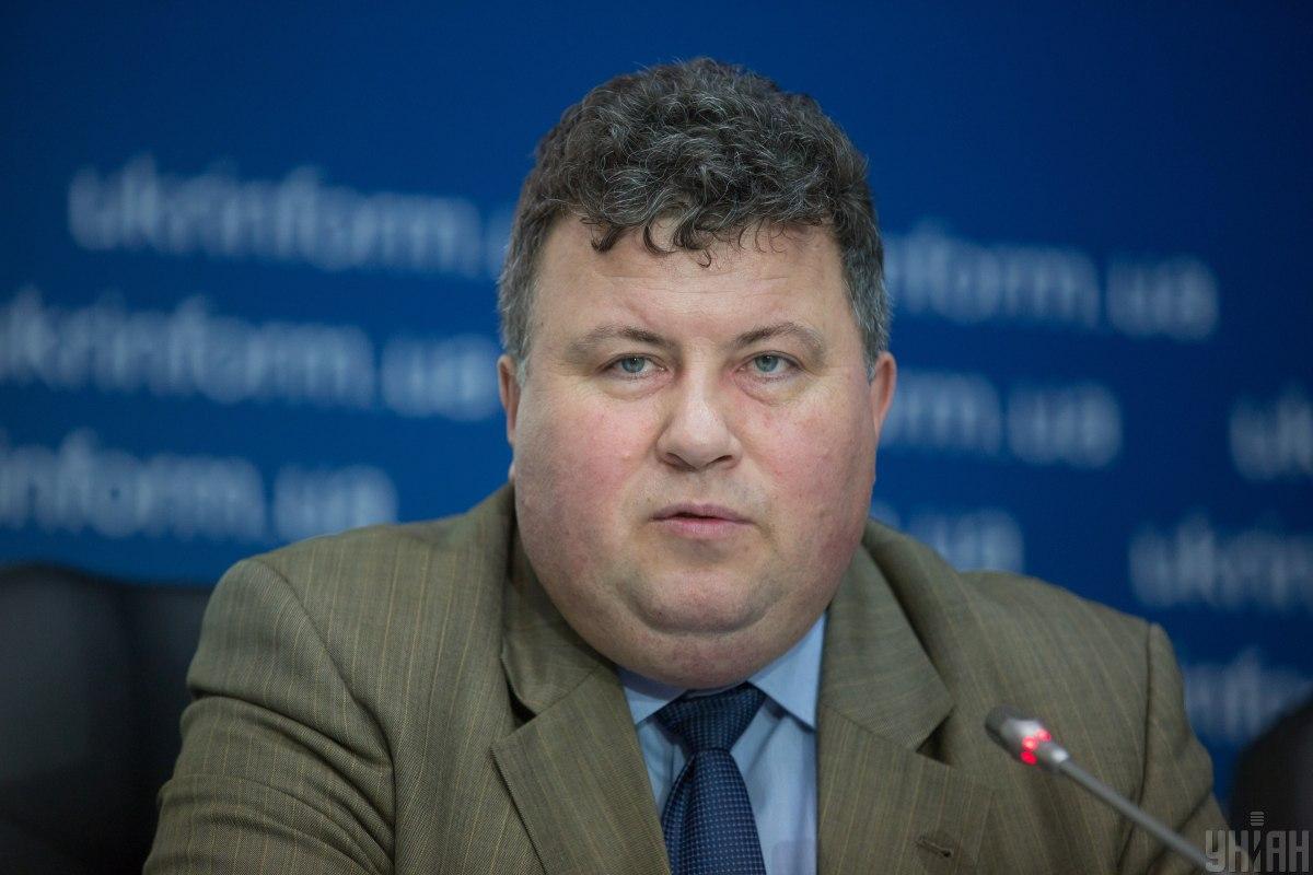 Лидером голосования стал проректор Владимир Бугров (44%) / фото УНИАН, Инна Соколовская