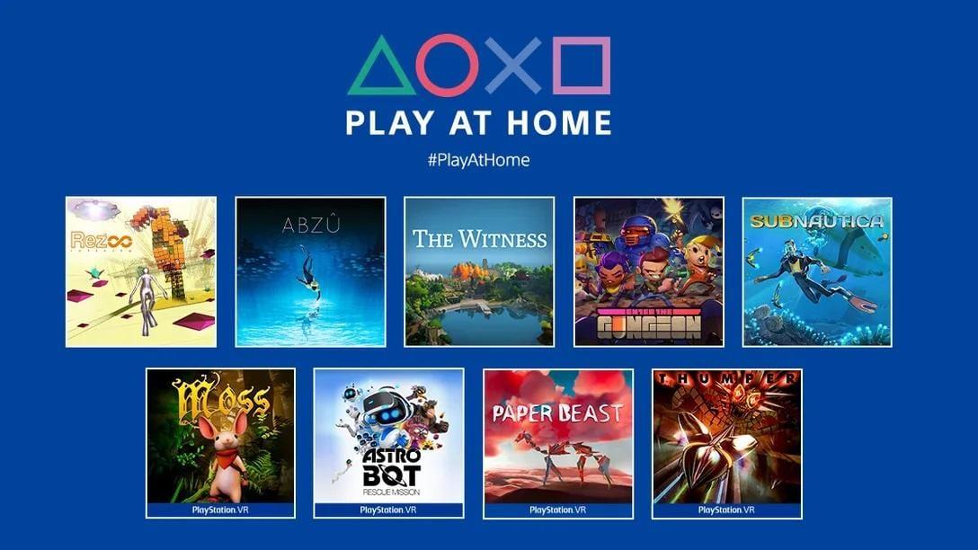 Всі бажаючі можуть забрати 9 ігор безкоштовно до 23 квітня / фото playstation.com