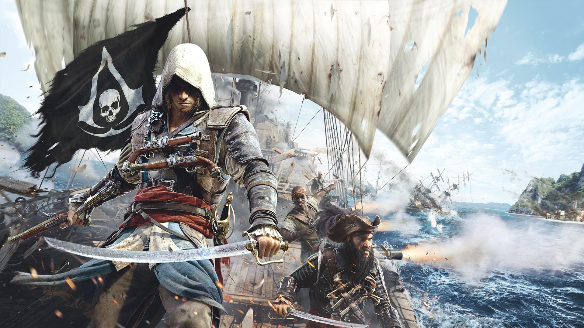 Цены на игры серии Assassin's Creed были снижены на 80% /фото Ubisoft