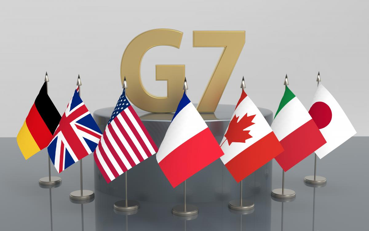 G7 foreign ministers call on Russia to cease provocations against Ukraine / Photo from ua.depositphotos.com