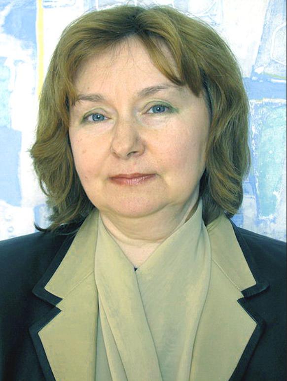 Людмила Слюсар / фото з особистого архіву Людмили Слюсар