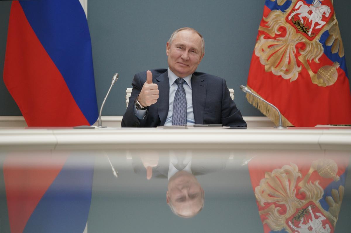 Путін прийняв пропозицію Байдена взяти участь у його кліматичному саміті / фото REUTERS