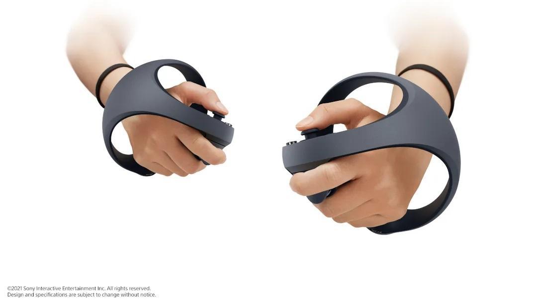 Контроллеры для VR-шлемов второго поколения на PlayStation 5 /фото blog.playstation.com