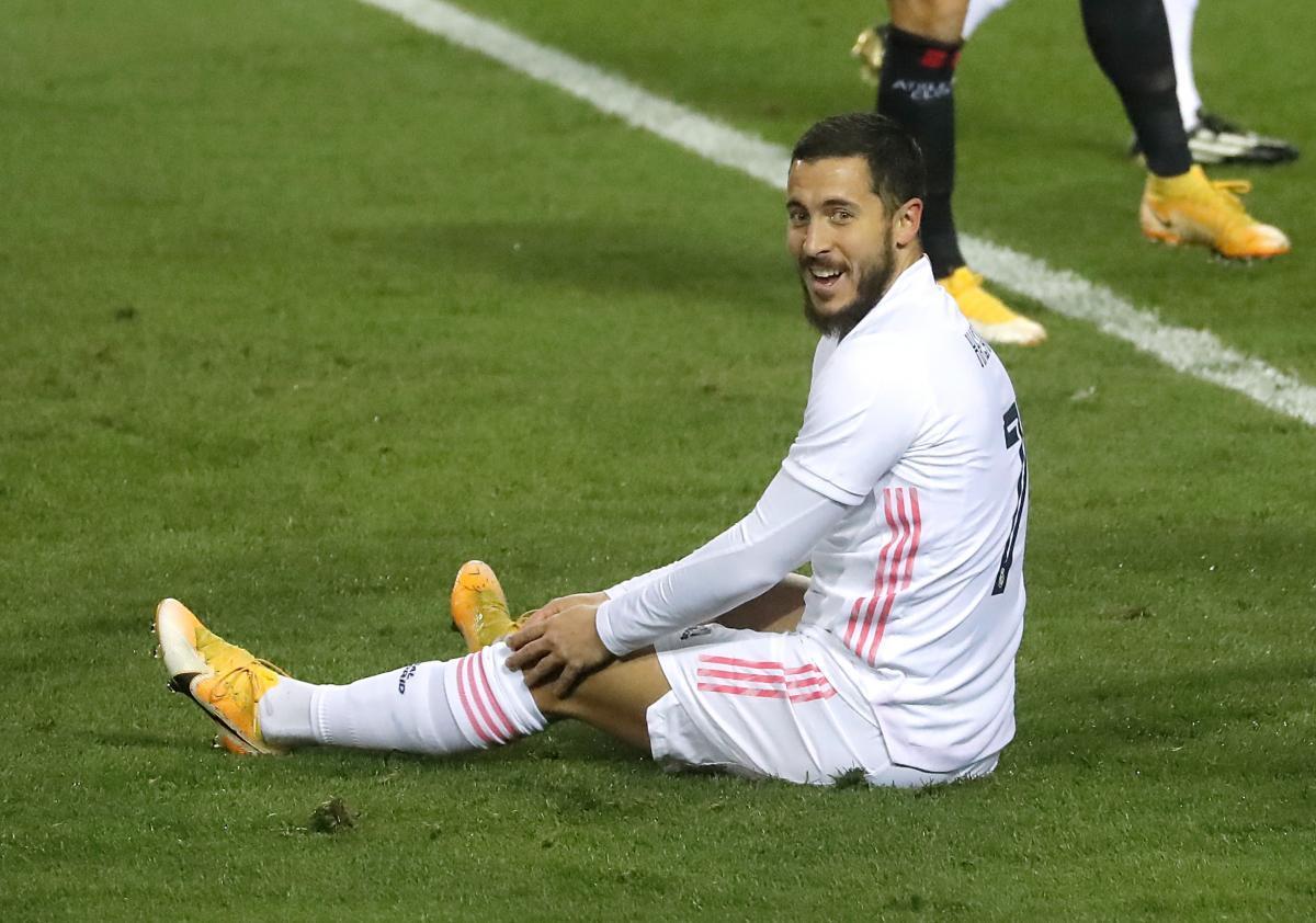 """Бельгийская звезда подешевела в цене с момента перехода в """"Реал"""" / фото REUTERS"""