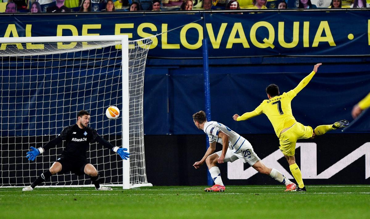 Второй гол Жерара Морено / фото REUTERS