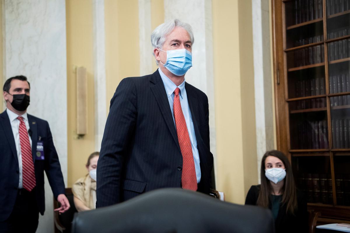 U.S. Senate confirms William Burns to be next CIA director/ REUTERS