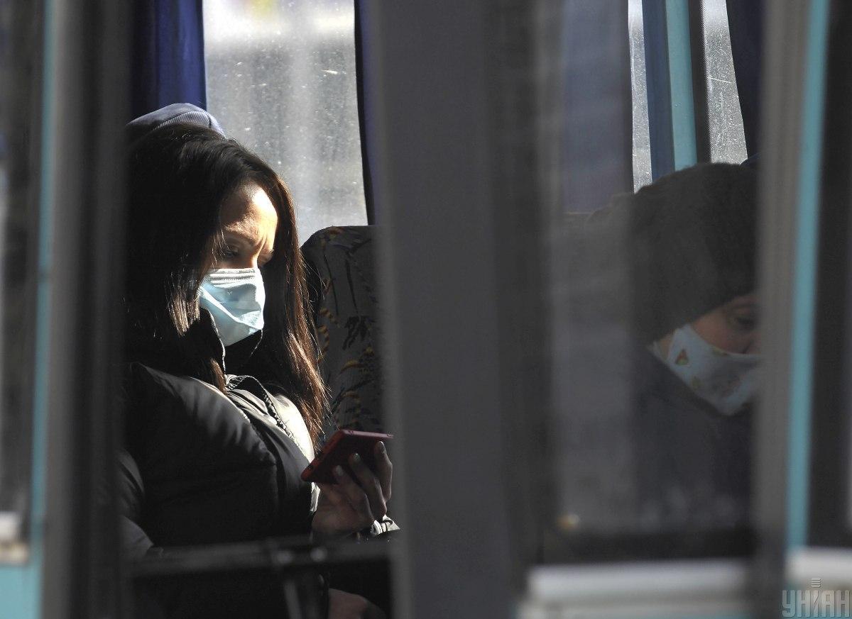 Голубовская выступает за полный локдаун / Фото УНИАН, Сергей Чузавков