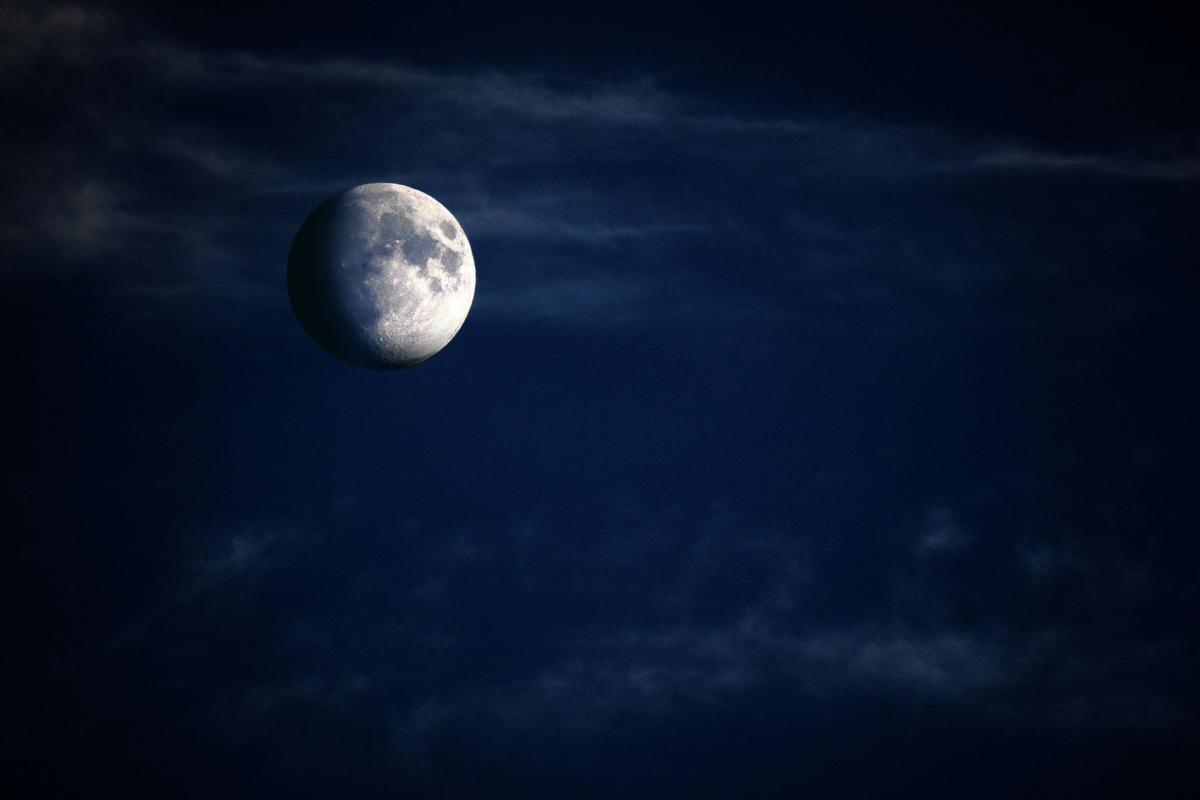 Маск отправит спутник на Луну / фото pixabay.com