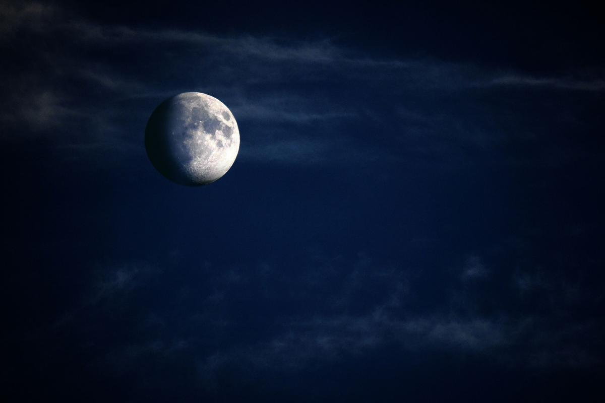 Фазы Луны в сентябре 2021 / pixabay.com