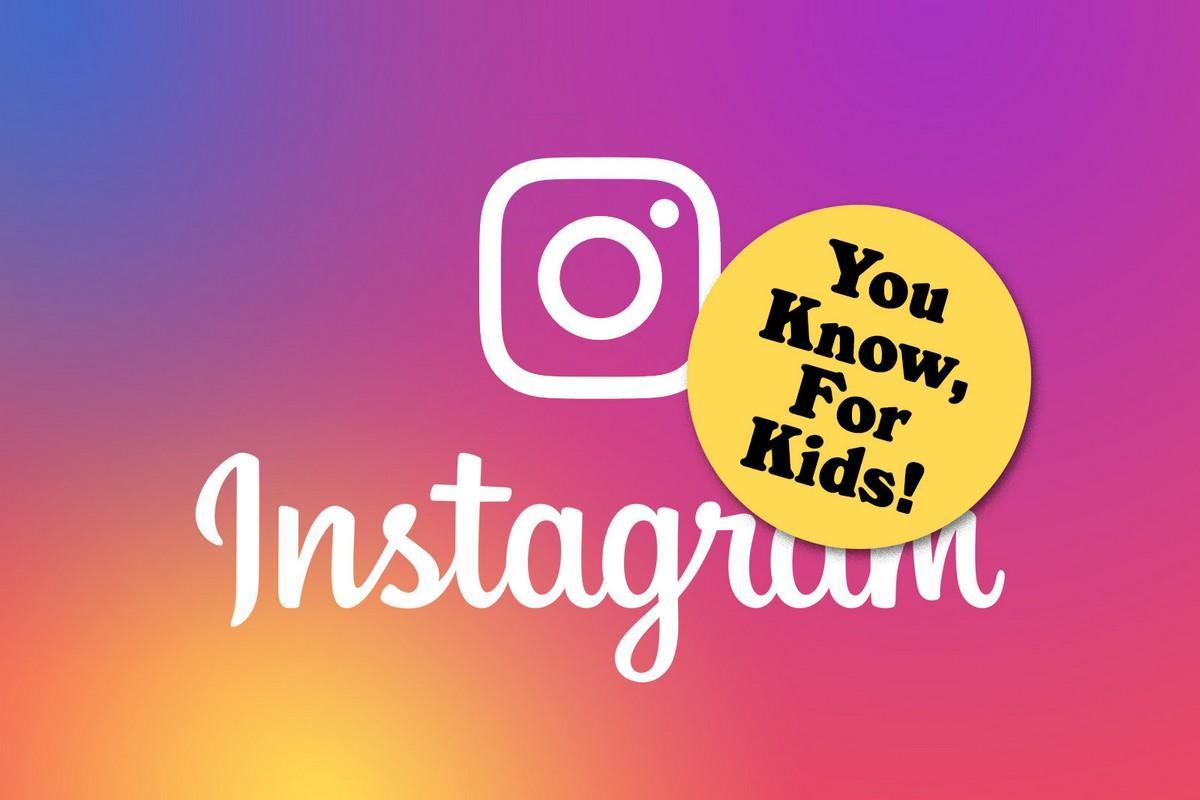 Facebook разрабатывает версию Instagram для детей / фото Instagram