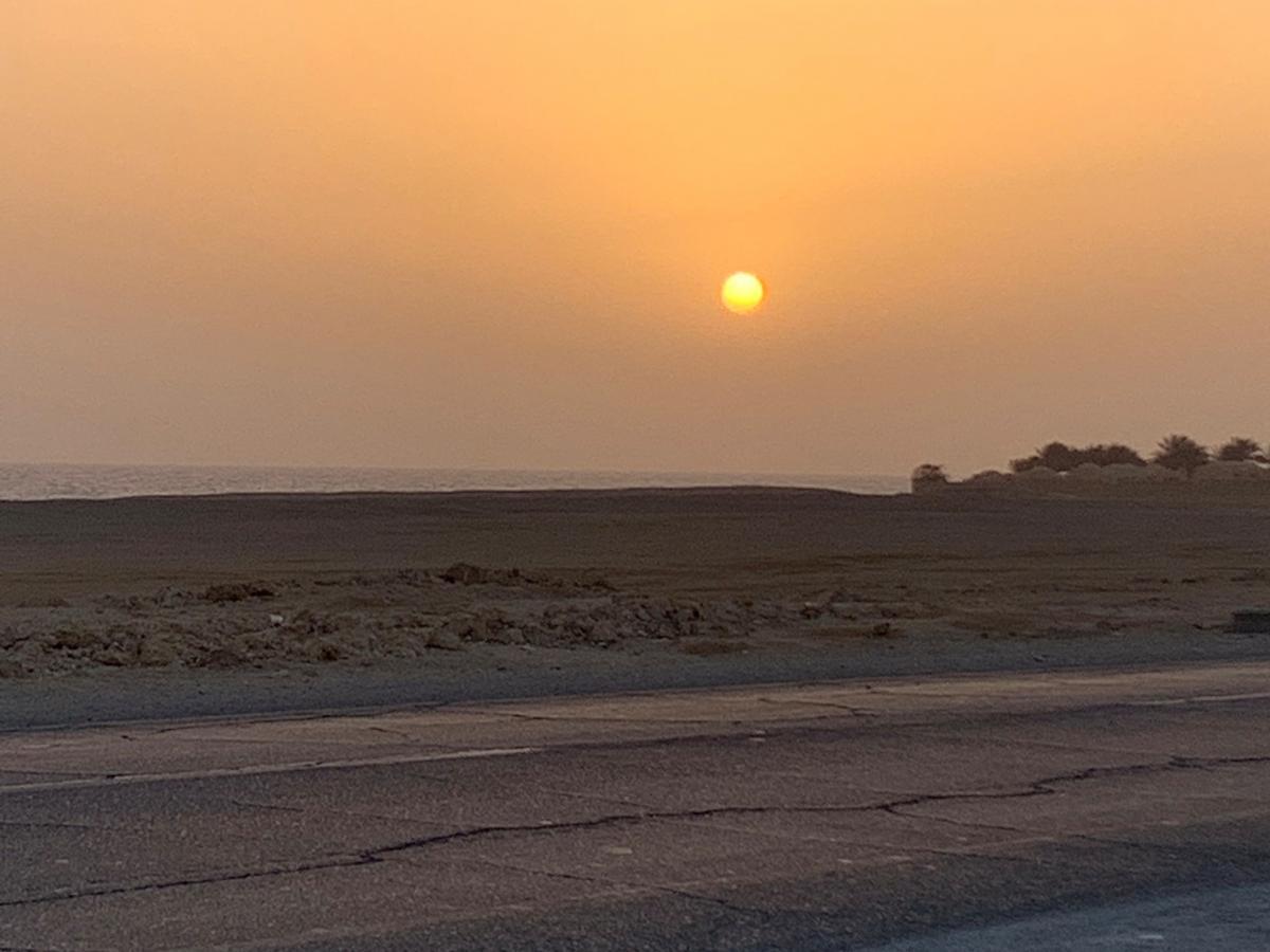 Дорога на Марса-Алам / фото автора