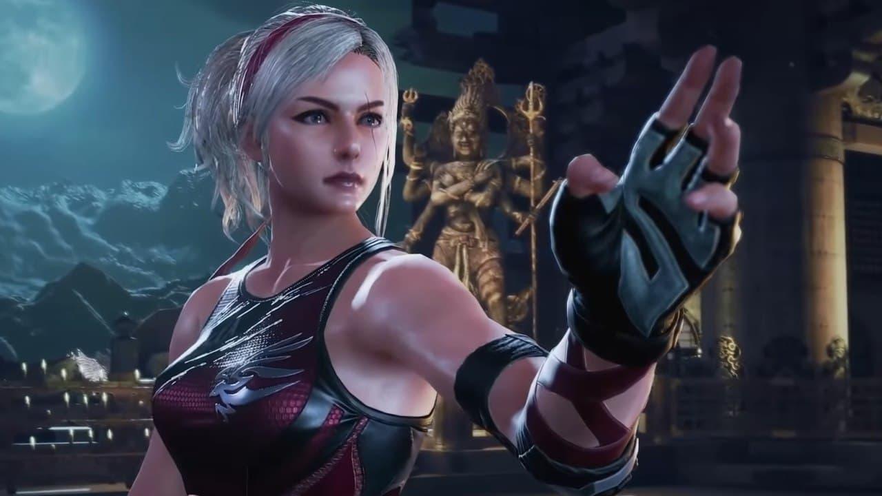 Новую героиню и новую локацию добавят в игру23 марта /скриншот из трейлера