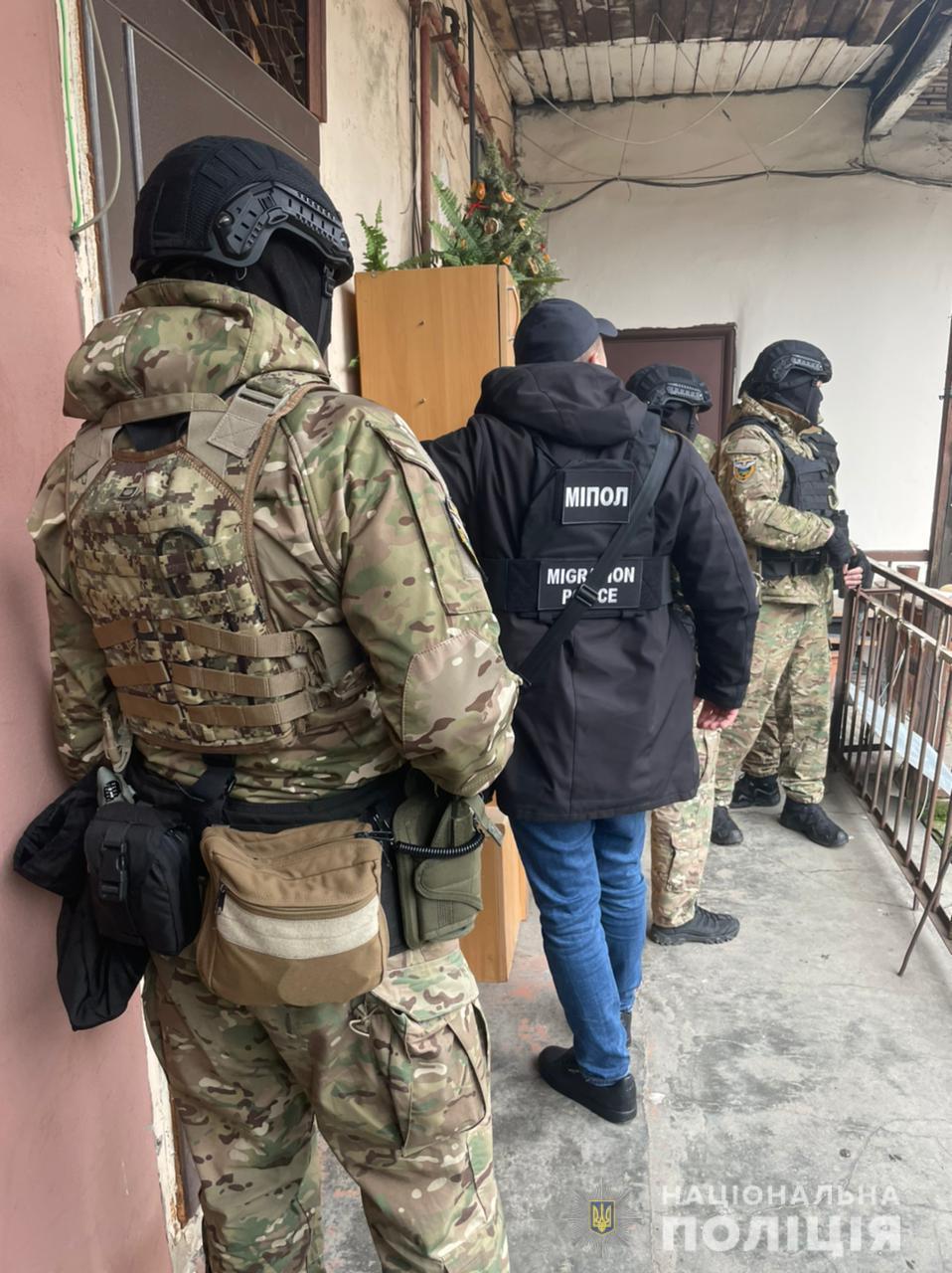 В Одесі затримали кримінального авторитета / фото od.npu.gov.ua