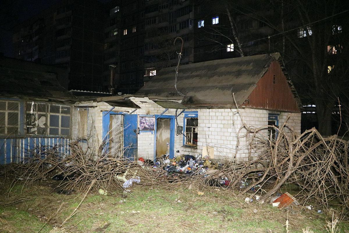 Два человека погибли при пожаре в Днепре / фото dp.dsns.gov.ua