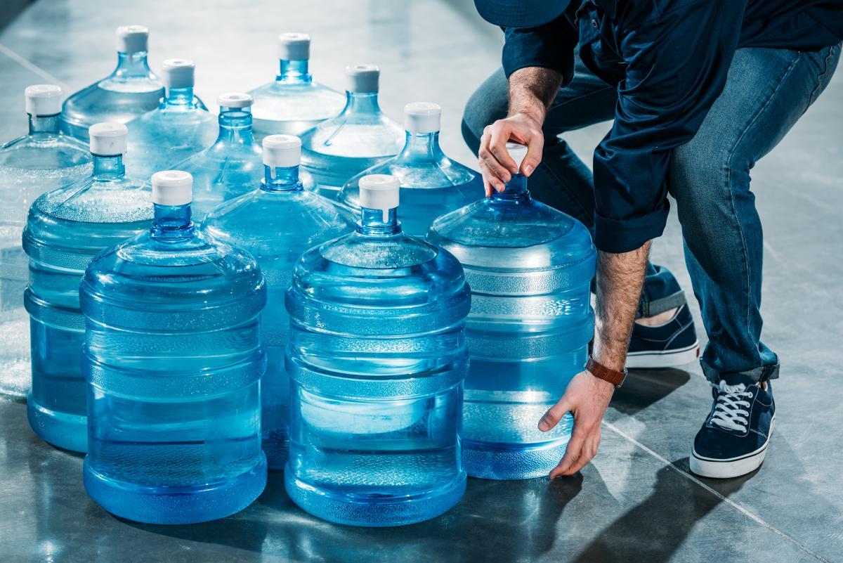 Эксперт рассказал, какую воду лучше употреблять / фото ua.depositphotos.com