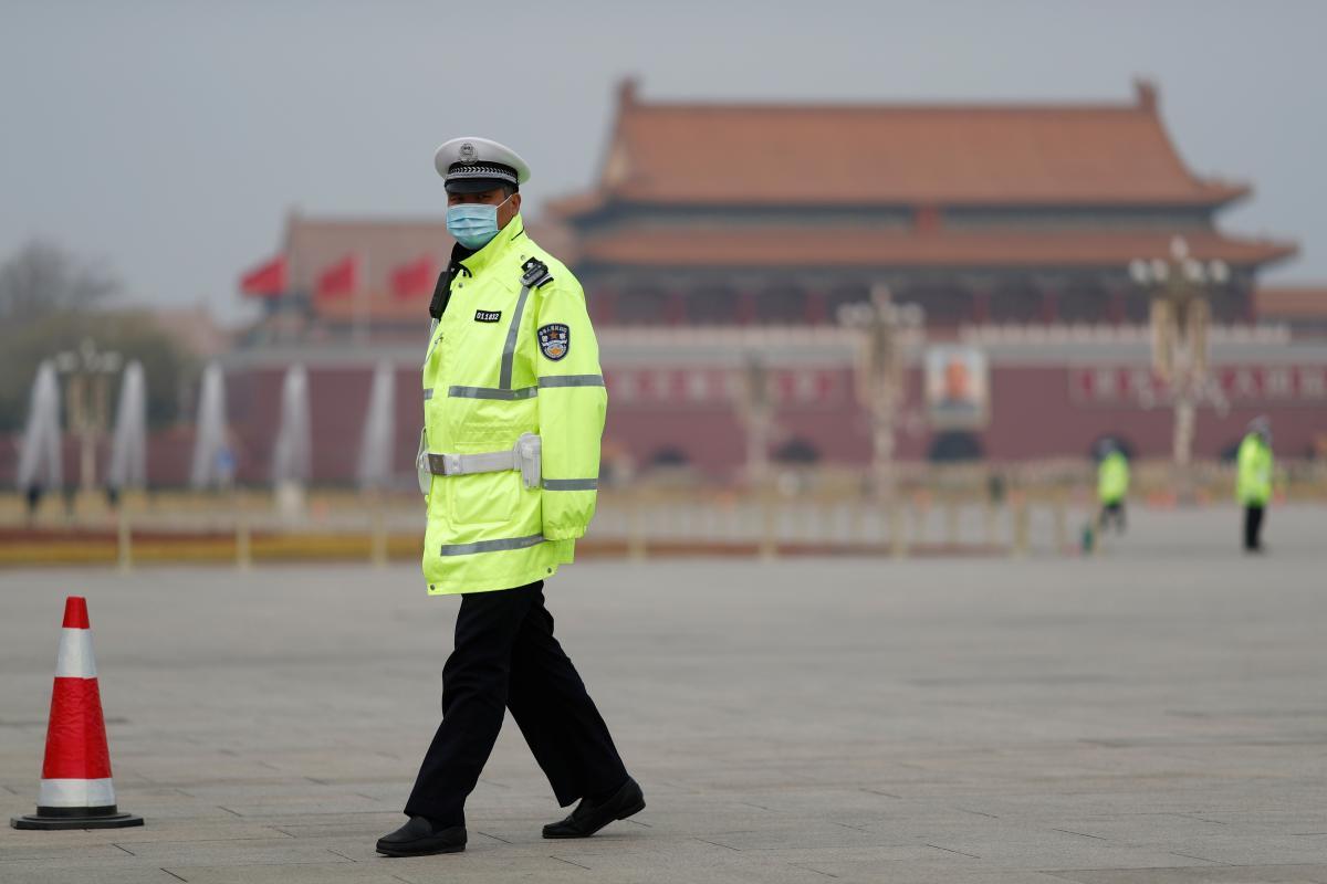 Четыре человека были убиты в результате взрыва смертника в Китае / фото REUTERS