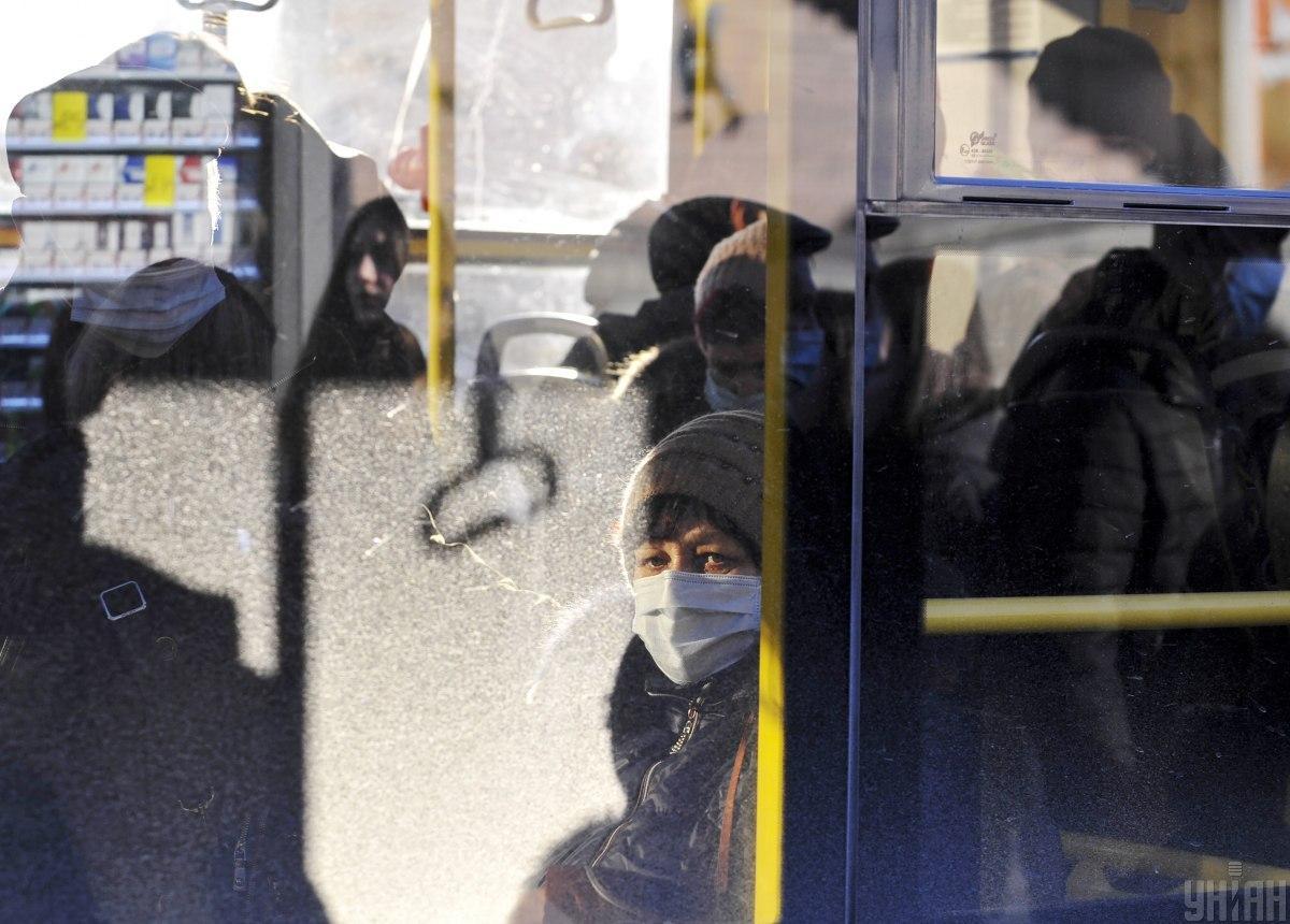 В Україні можуть зупинити транспорт/ фото УНІАН