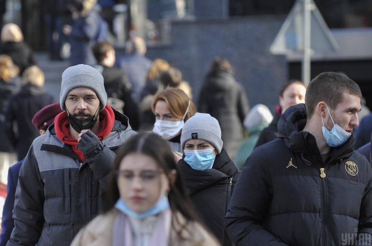 В Украине в последние дни фиксируют антирекорды заболеваемости / фото УНИАН