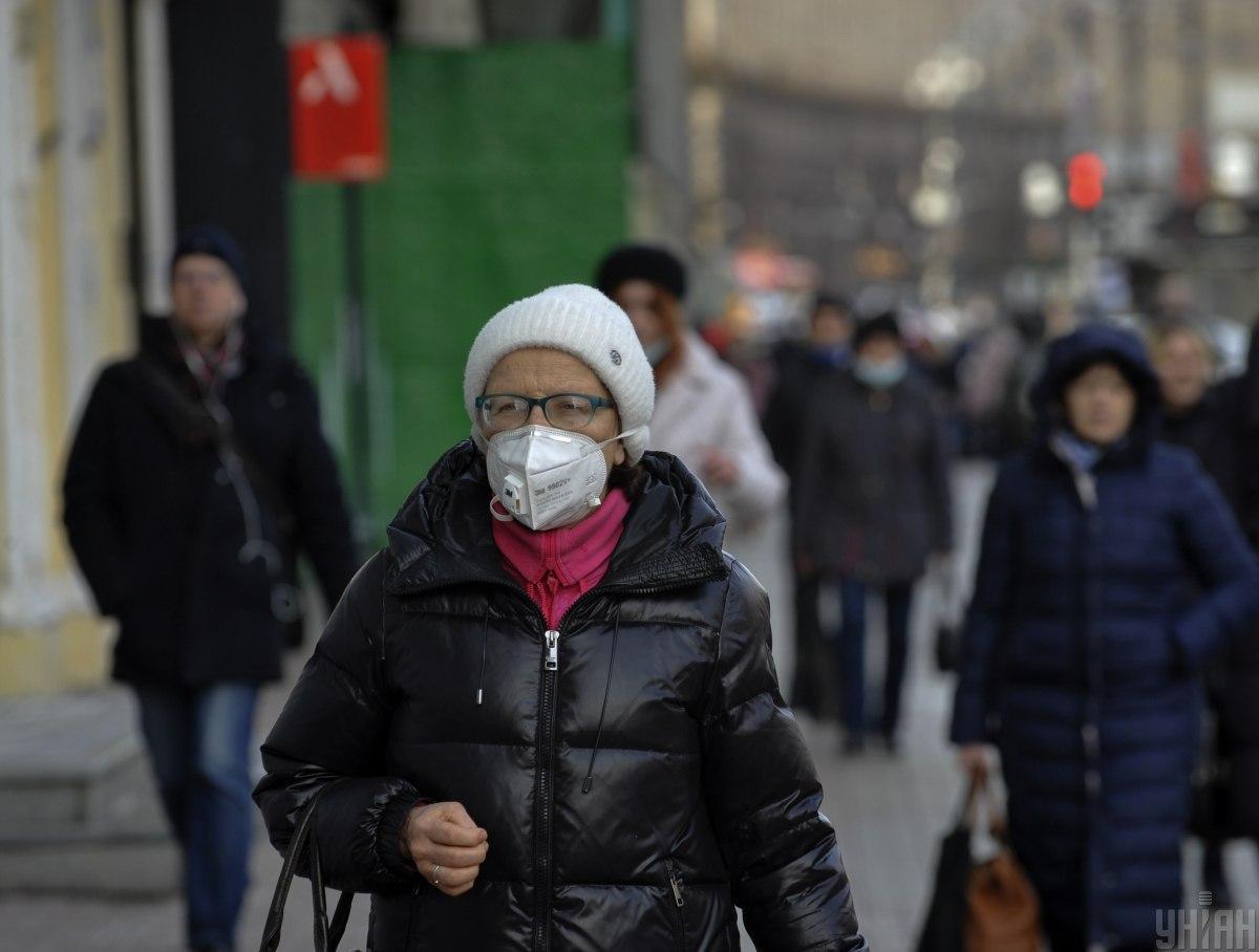 Специалист считает, что в 2022 году пандемии уже не будет \ фото УНИАН