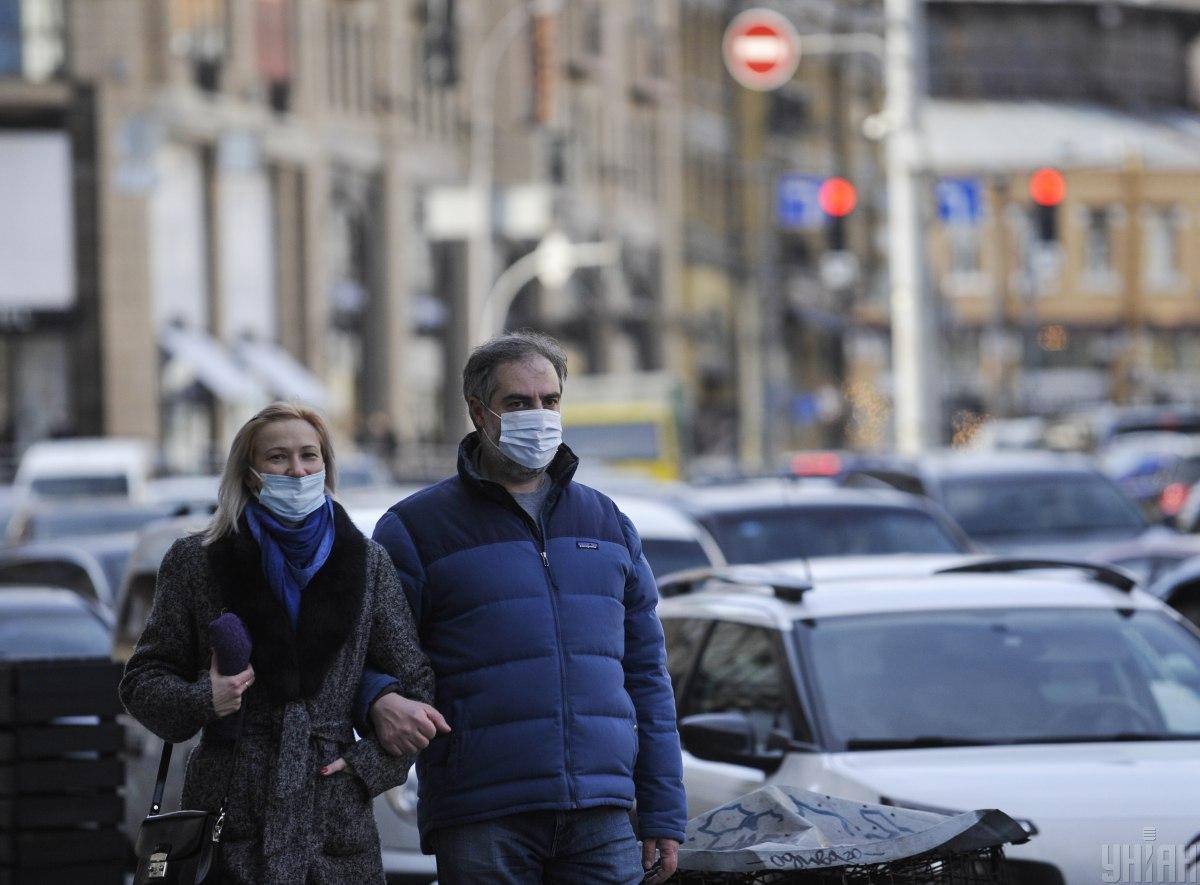У Києві минулої доби померли 49 хворих на COVID-19 / фото УНІАН