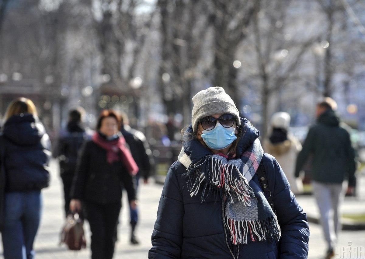 Коронавирус в Украине / фото УНИАН