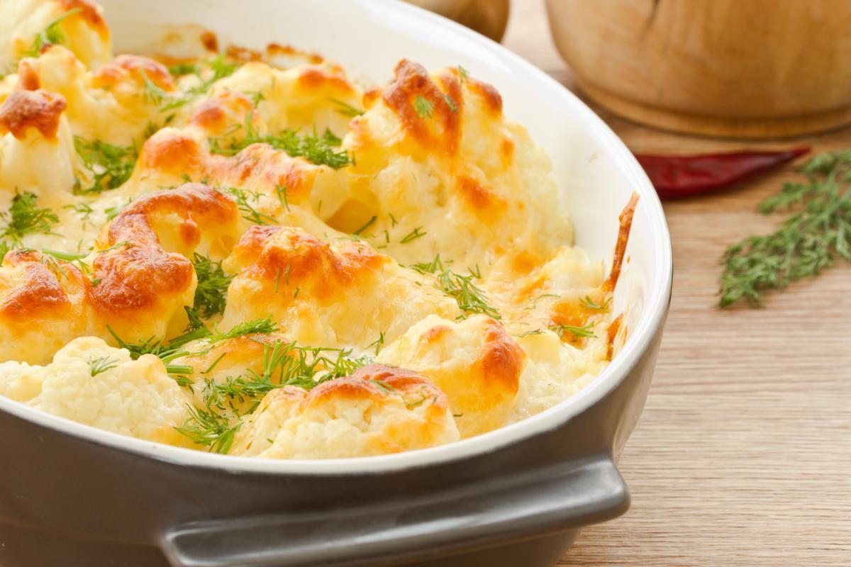 Как варить цветную капусту - рецепты блюд / фото ua.depositphotos.com