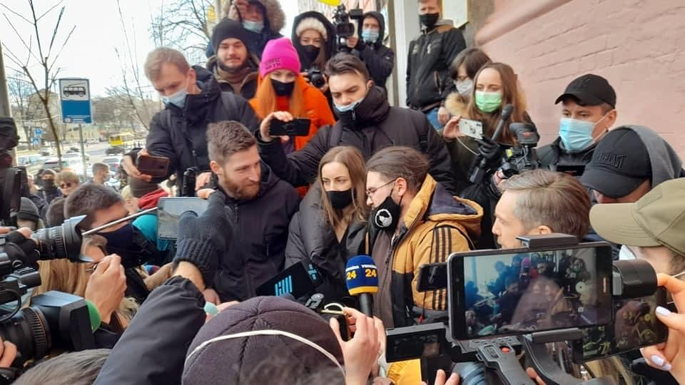 Суд отправил Влада Сорда под круглосуточный домашний арест/ фото УНИАН, Дмитрий Хилюк