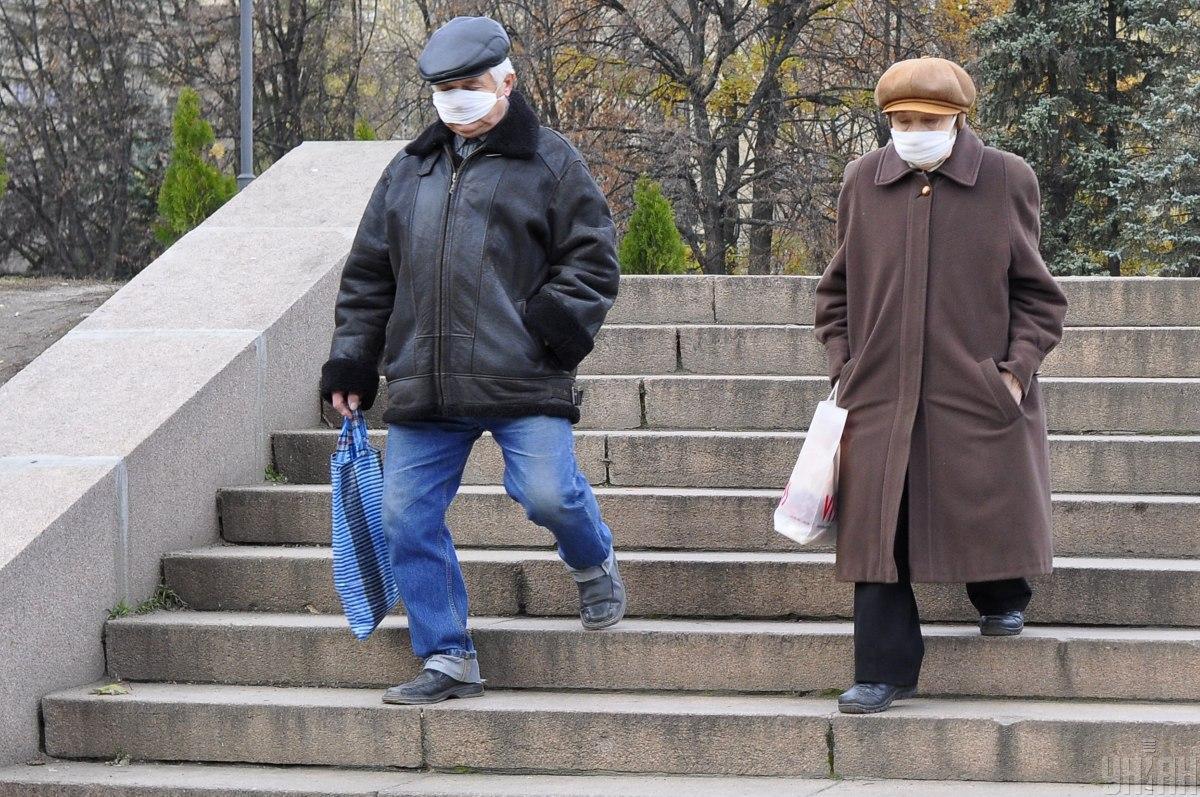 За останню добу в області зафіксовано 877 нових випадків захворювання/ фото УНІАН