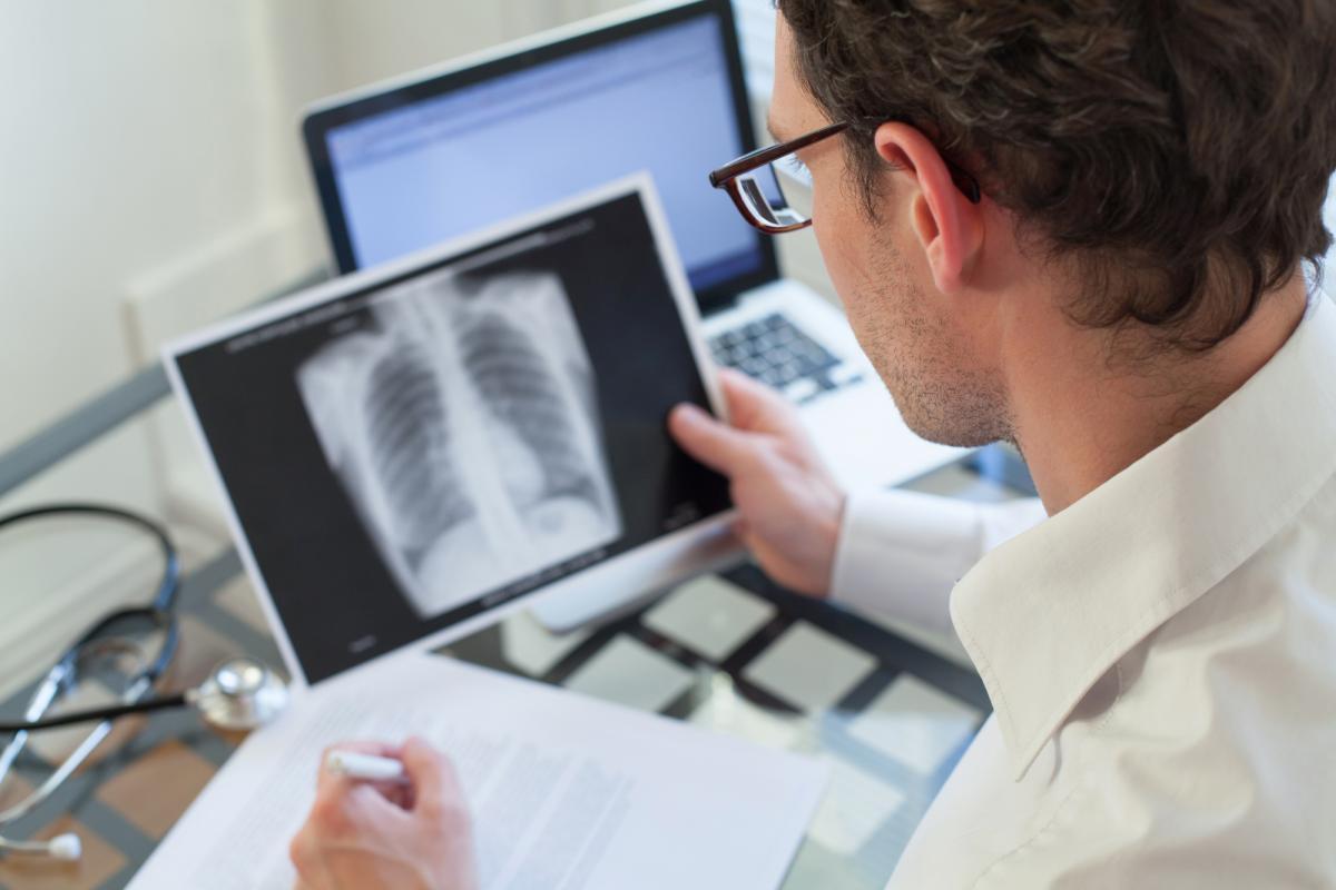 В Украине заболеваемость открытой формой туберкулеза в прошлом году уменьшилась на 30% / фотоua.depositphotos.com
