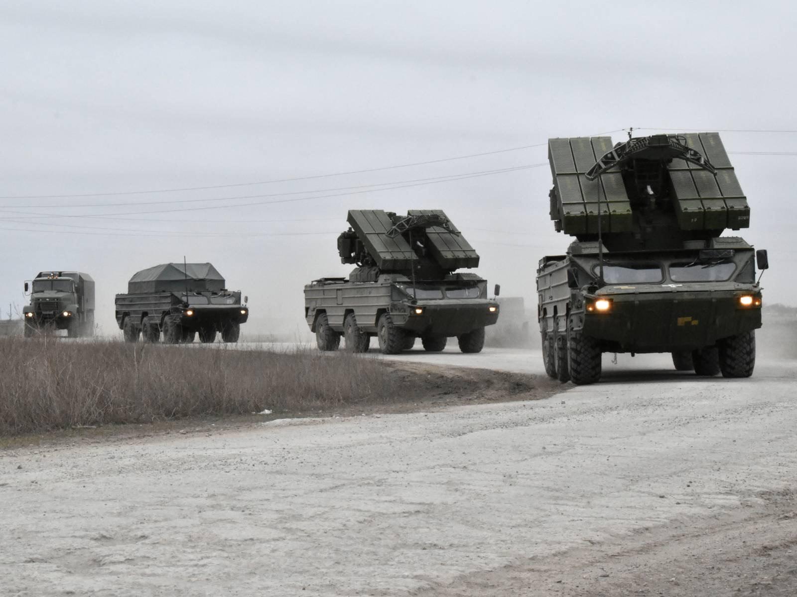 Военнослужащие зенитно-ракетного дивизиона провели мониторинг воздушной обстановки \ zsu.gov.ua