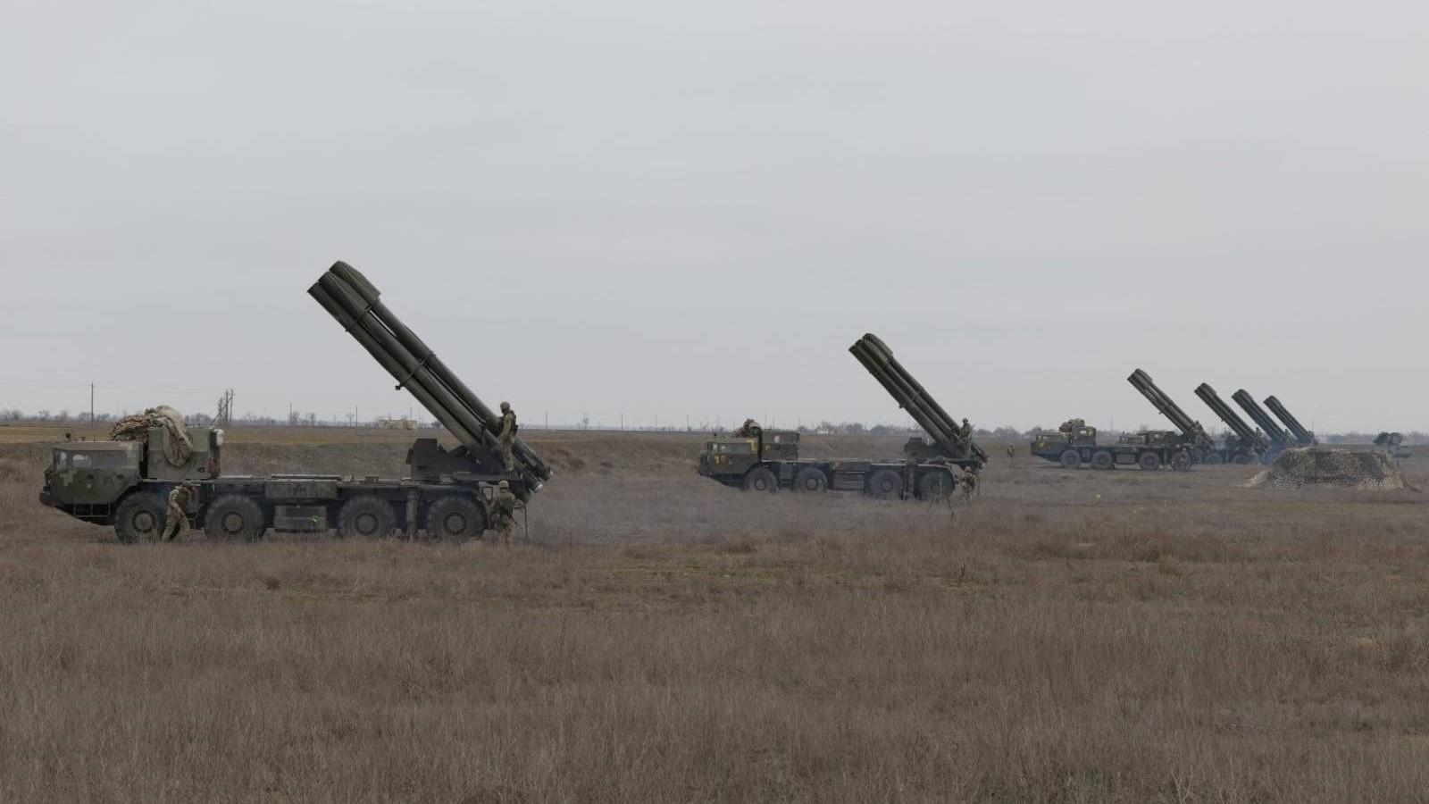В ходе учений воины-артиллеристы отработали несколько десятков учебно-боевых упражнений \ zsu.gov.ua
