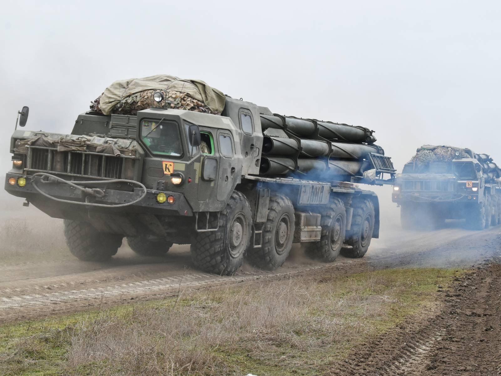 Обучение прошли у админмежах оккупированного Крыма \ zsu.gov.ua