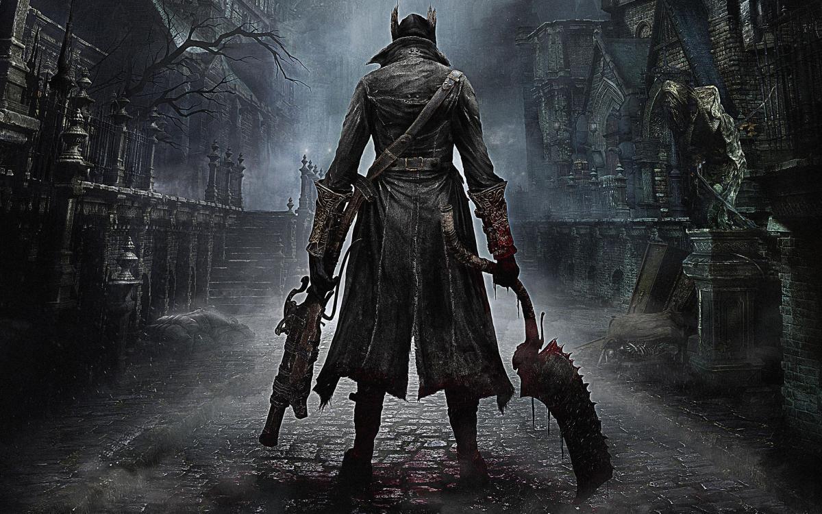 Bloodborne вышла 24 марта 2015 года на PS4 /фото FromSoftware