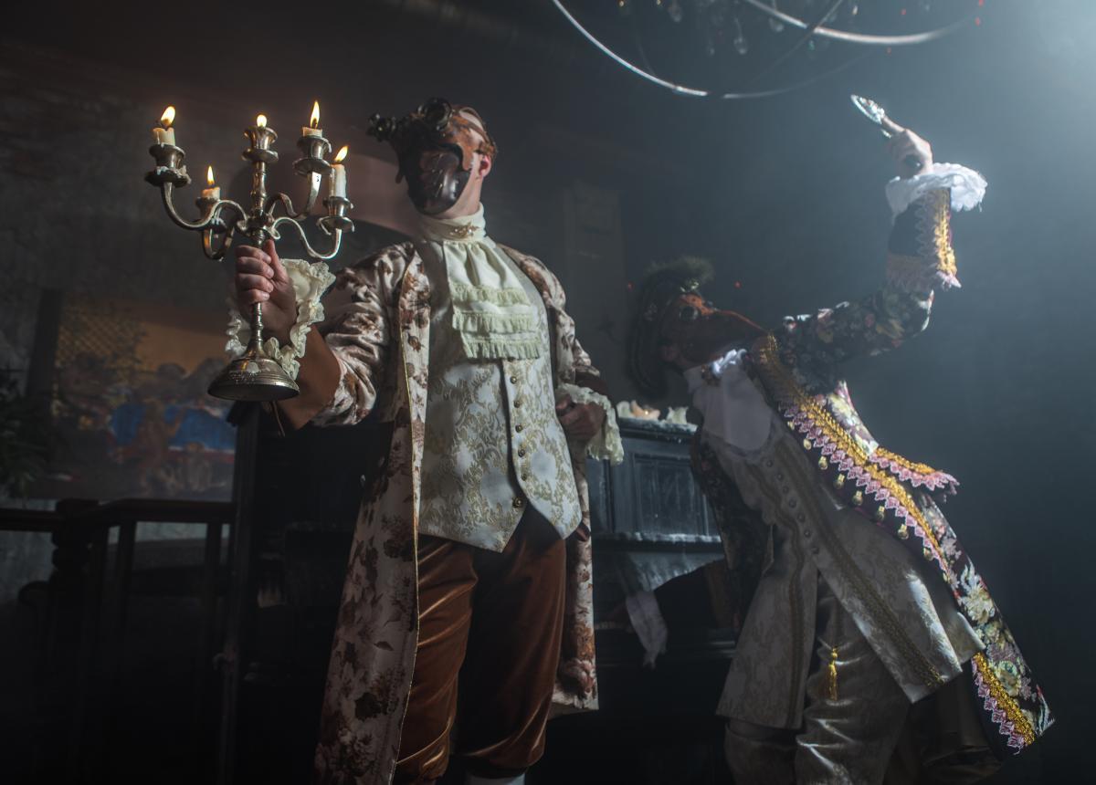 Международный день театра - лучшие поздравления / фото ua.depositphotos.com