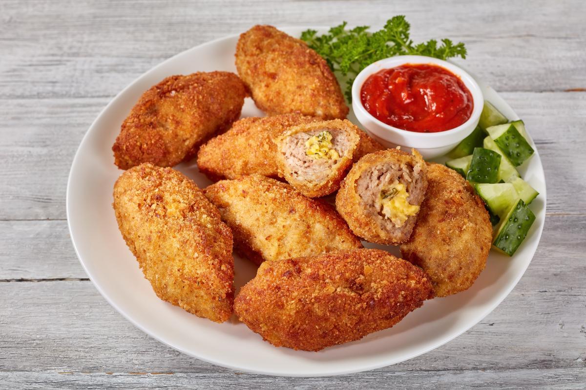 Рецепт котлет с сыром / фото ua.depositphotos.com
