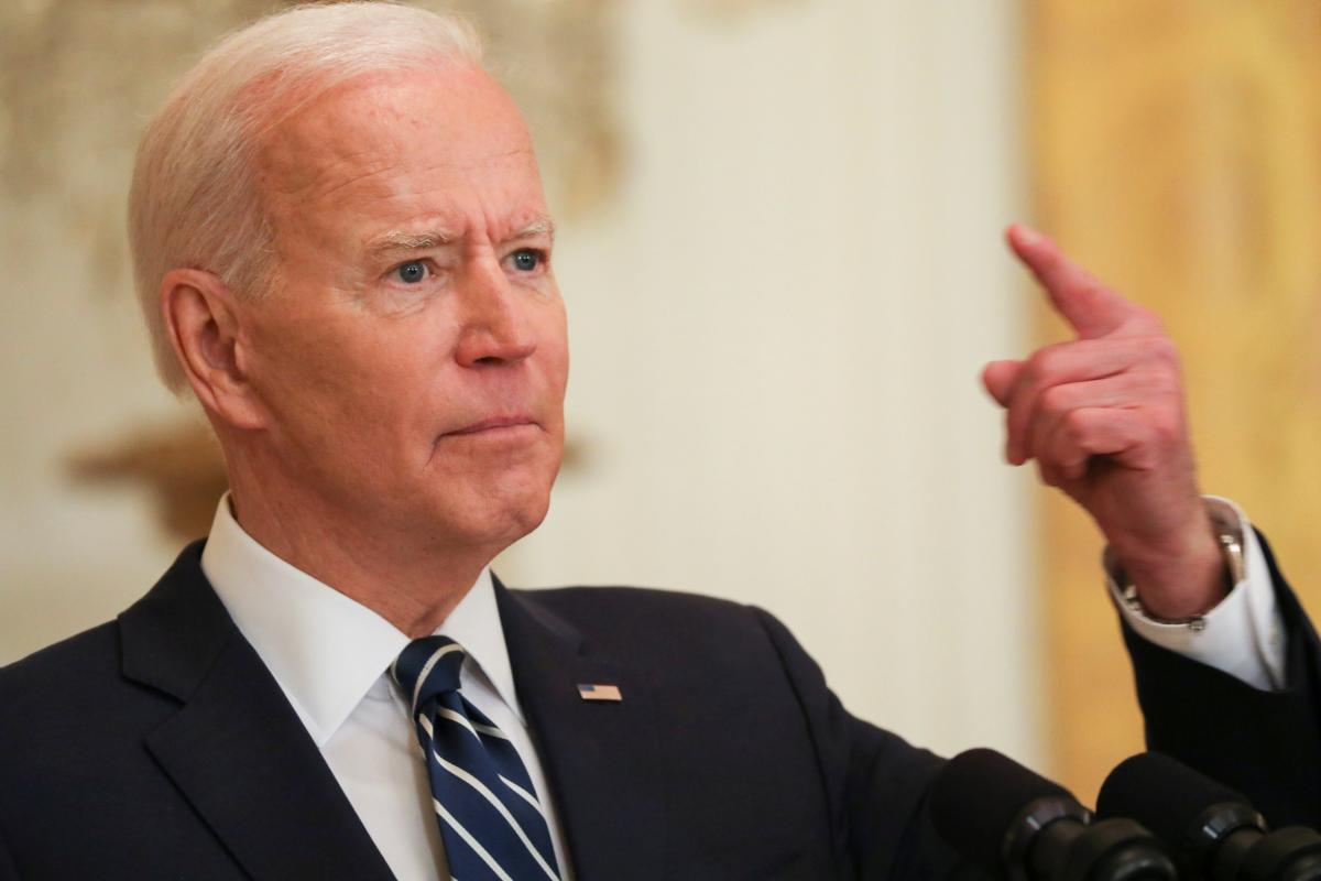 Biden confirms plans to meet Putin / REUTERS