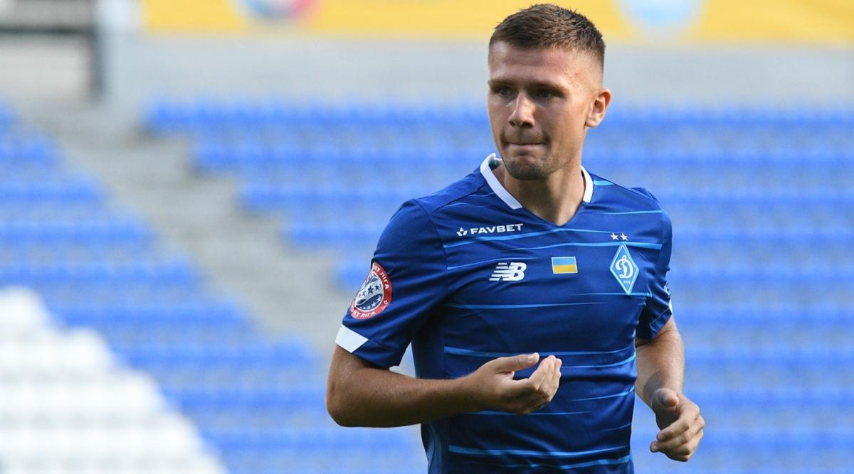 Миккель Дуэлунд в этом сезоне провел всего 3 матча / фото Динамо Киев