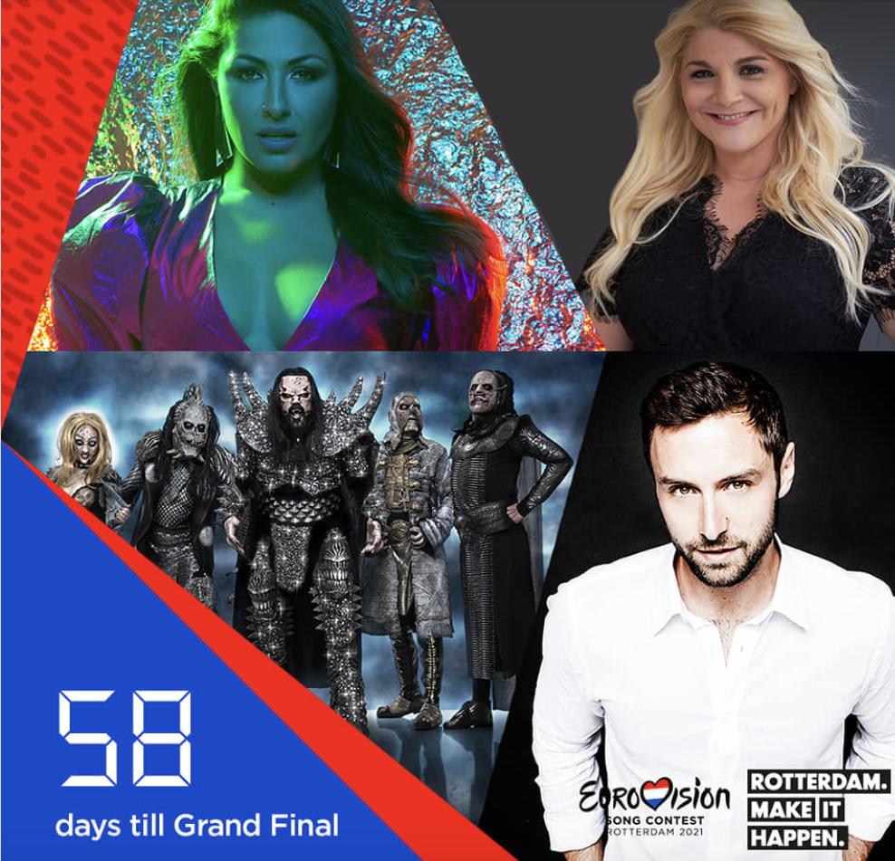 Шесть победителей Евровидения разных лет вновь выступят на сцене конкурса / фото facebook.com/eurovision.evrobachennya