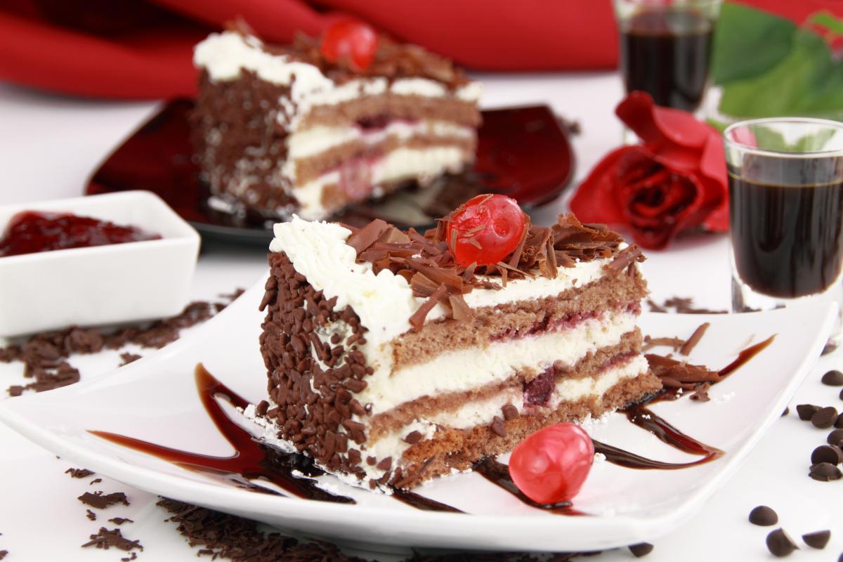 Рецепт торта Шварцвальд / фото ua.depositphotos.com