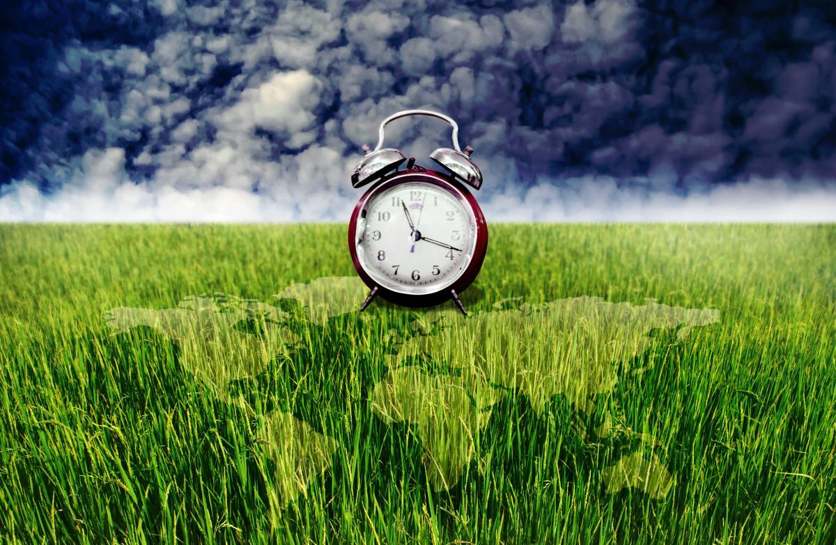 Перевод часов 2021 - когда Украина перейдет на летнее время / фото ua.depositphotos.com